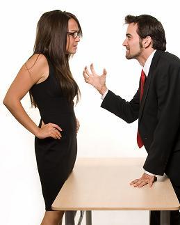 Ошибка номер 3 - спорить с девушкой
